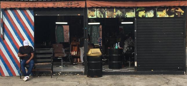 [Ton Barber Shop]